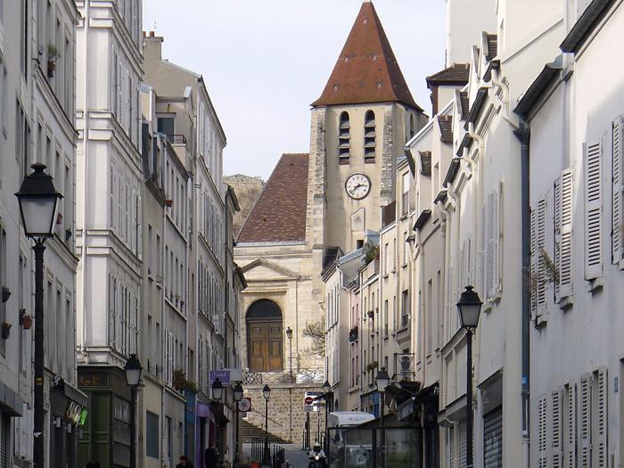Quartier Charonne - Paris 20