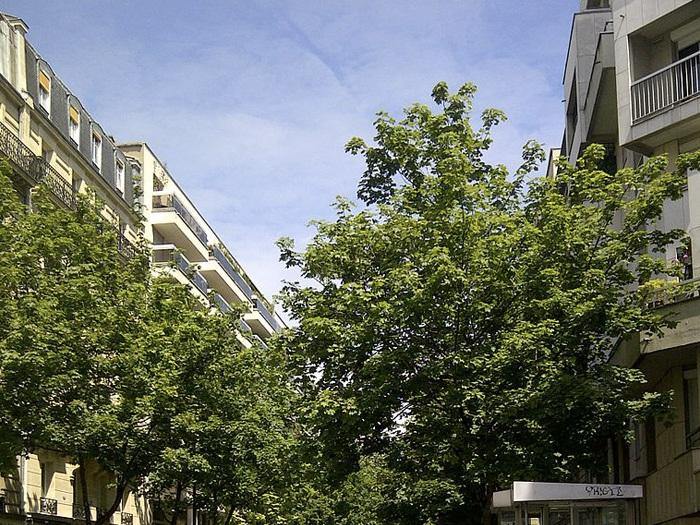 Quartier des Epinettes - Paris 17