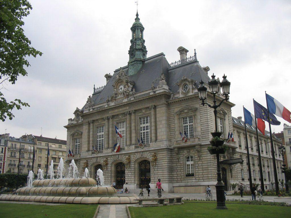 Quartier Front de Seine - Levallois-Perret