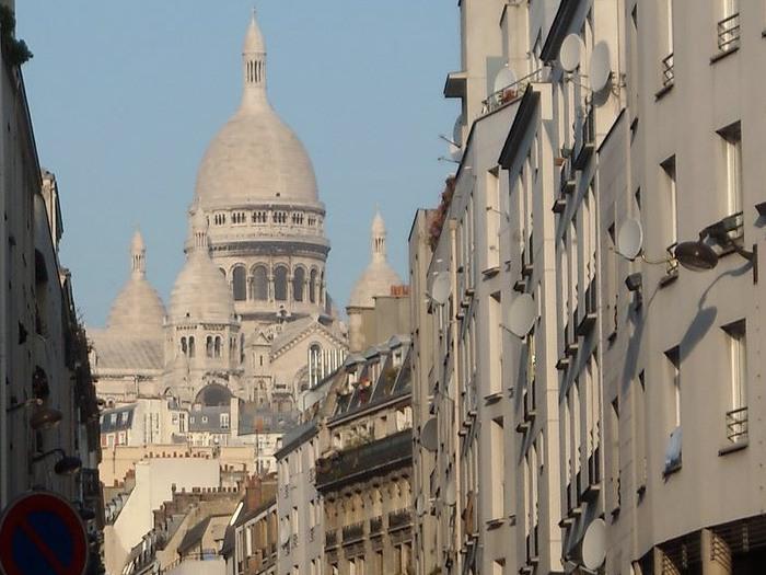 Quartier Goutte d Or - Paris 18