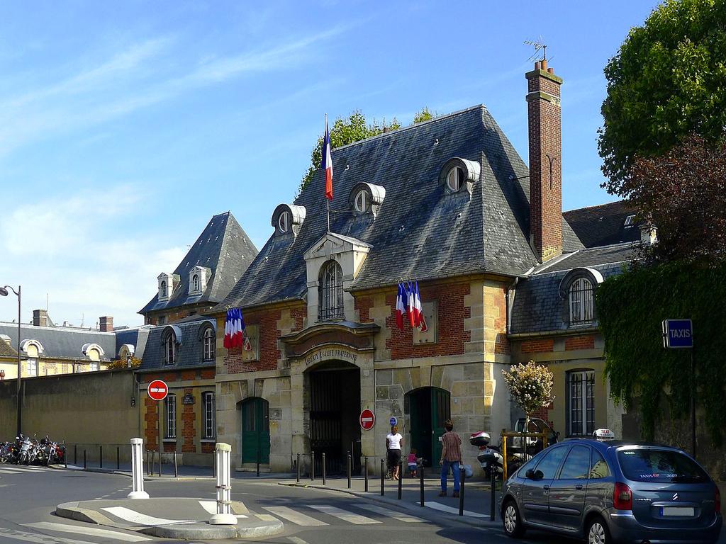 Quartier Hopital Saint Louis - Paris 10
