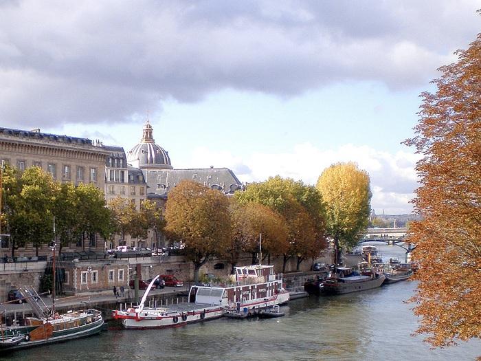 Quartier Monnaie - Paris 06