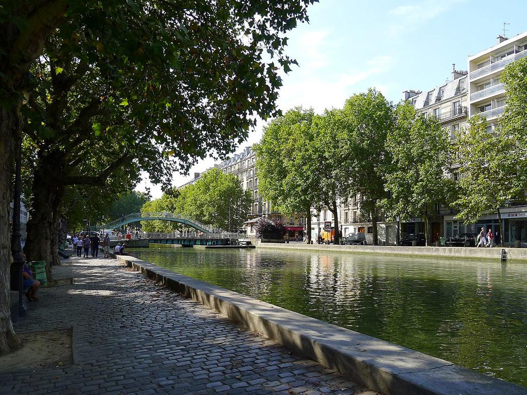 Quartier Porte Saint Martin - Paris 10