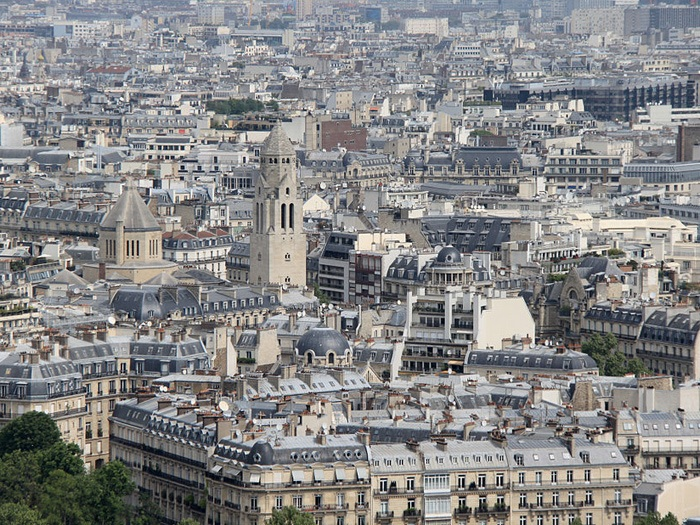 Quartier Chaillot - Paris 16