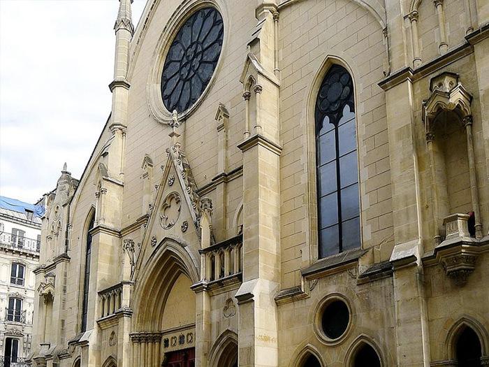 Quartier Faubourg Montmatre - Paris 09