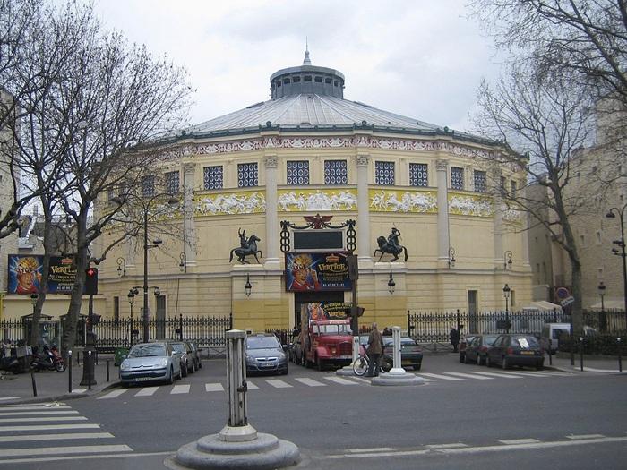 Quartier Folie Méricourt - Paris 11