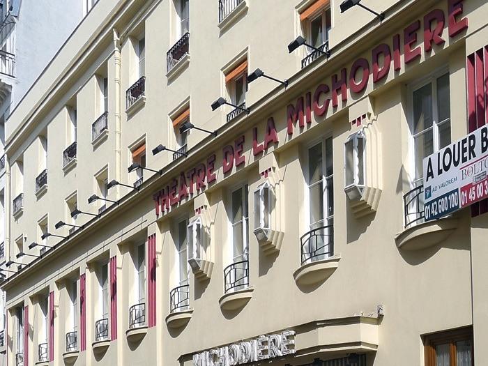Quartier Gaillon - Paris 02