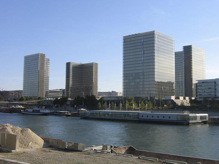 Quartier de la Gare - Paris 13