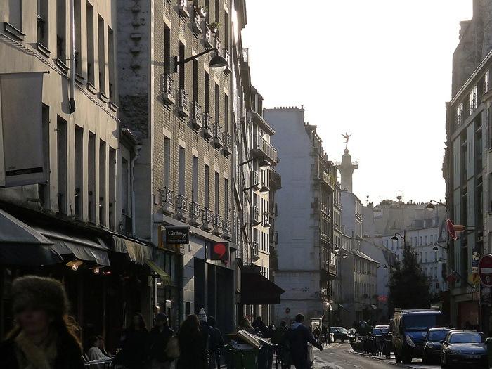 Quartier de la Roquette - Paris 11