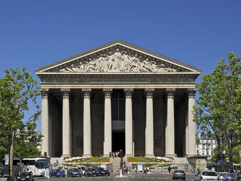 Quartier Madeleine - Paris 08