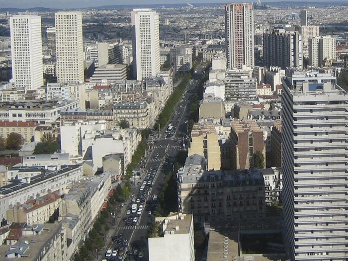 Quartier Maison Blanche - Paris 13