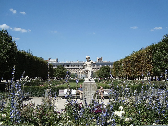 Quartier Palais Royal - Paris 1