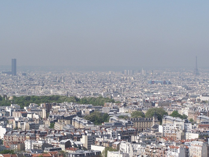 Quartier Père Lachaise - Paris 20