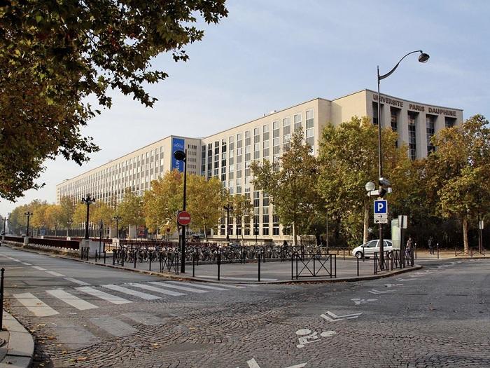Quartier Porte Dauphine - Paris 16