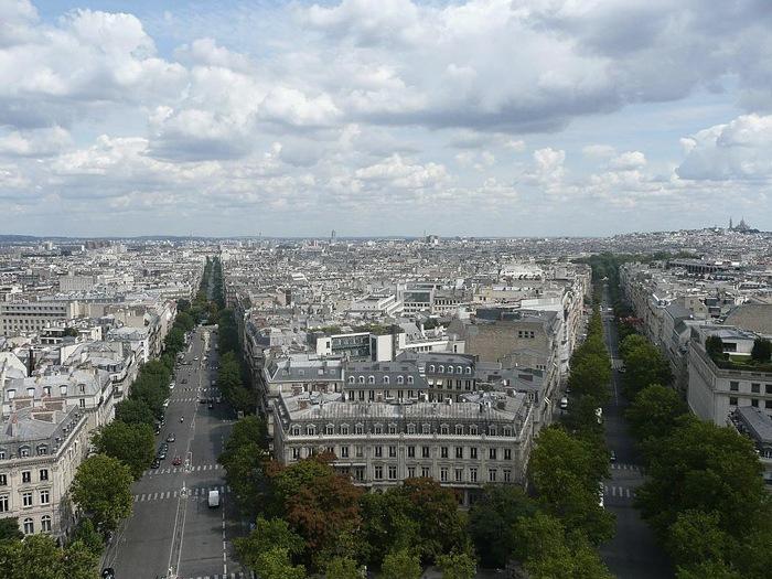 Quartier des Ternes - Paris 17