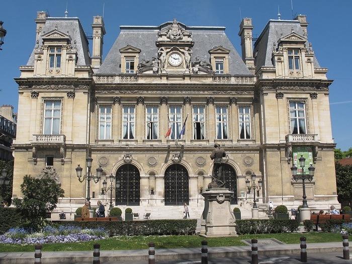 Quartier Rue des Huissiers - Neuilly-sur-Seine