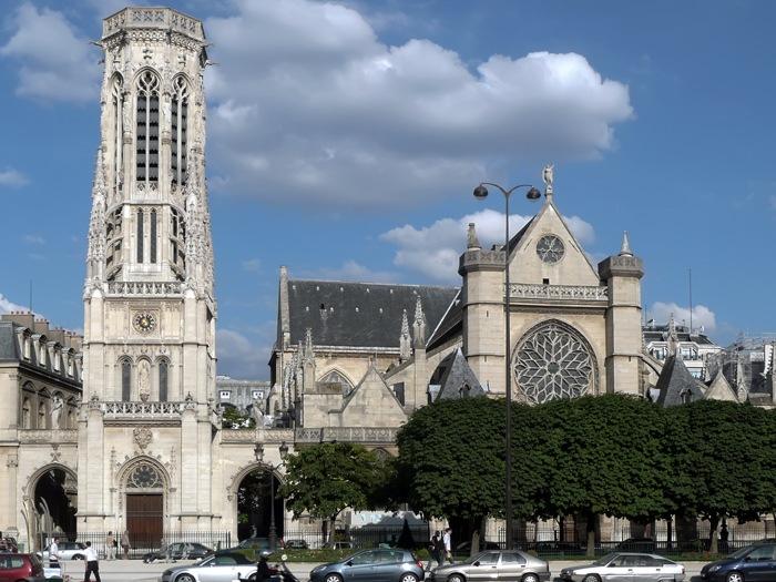 Quartier Saint-Germain-L'Auxerrois - Paris 1