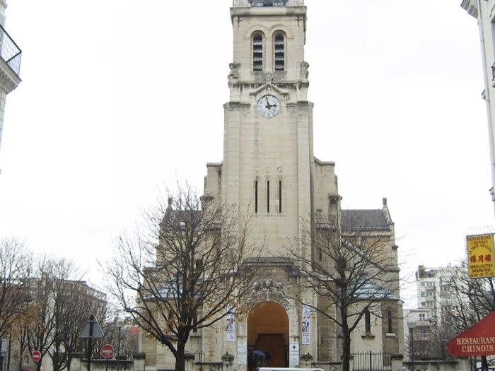 Quartier Saint Lambert - Paris 15
