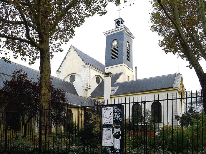 Quartier Sainte Marguerite - Paris 11