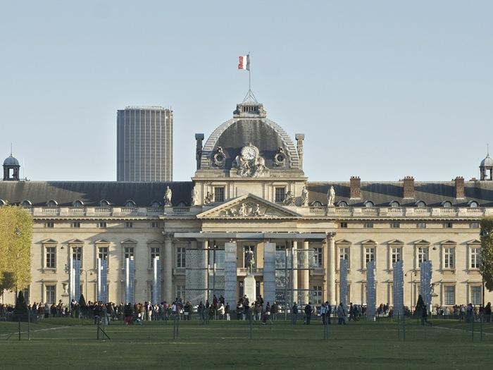 Quartier Ecole Militaire - Paris 07