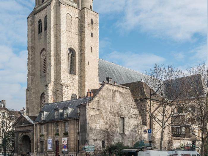 Quartier Saint Germains des Près - Paris 6